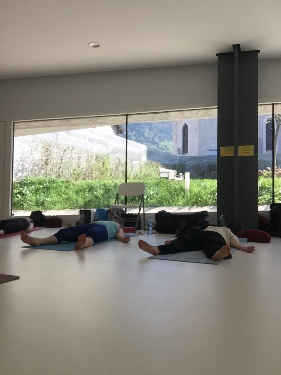STAGE YOGA ET DETOX AVRIL 2018